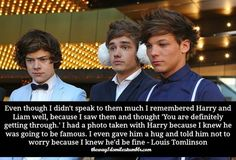 this makes me wanna cry because louis made it through too :')