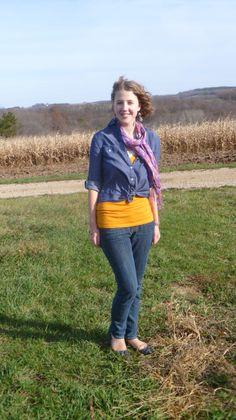 Check out my fashion blog! :)