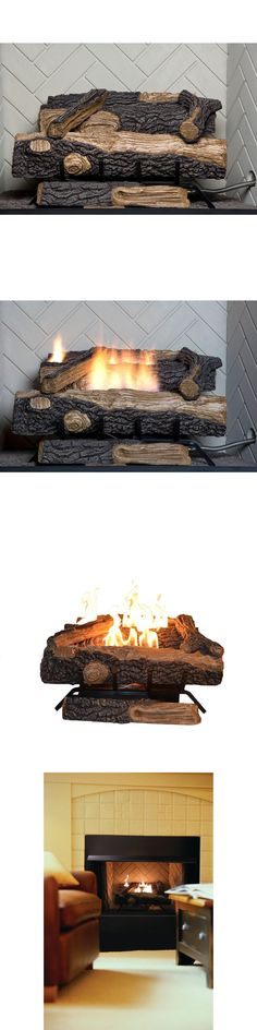 Decorative Logs Stone and Glass 38220: Thermablaster 17.71-In ...