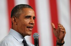 WATCH: Town Hall with President Obama in Elkhart, Indiana     Jun 1, 2016 Questions for President Obama: A PBS NewsHour Special -- PBS NewsHour's Gwen Ifill will sit down for an exclusive interview with President Barack Obama on Wednesday, June 1, 2016   in Elkhart, Indiana. It will follow with a town hall, during which local residents will ask questions of the president.