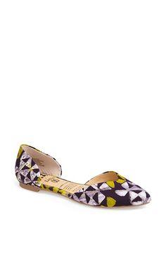BC Footwear 'Up All Night' d'Orsay Flat | Nordstrom