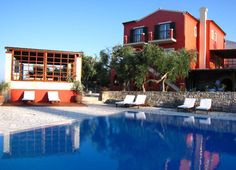 Fougaros Travel and Holidays offers a complete  accommodation service on Paxos island. You can choose the right place to accommodate among the largest inventory of exclusive private and multi resident villas, apartments and studios for vacation rental.