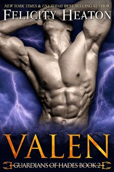 Prince of the Underworld and Lord of Lightning, Valen was banished from his home by his father, Hades, two centuries ago and given a new duty and purpose�to keep our world and his from colliding in a calamity foreseen by the Moirai. Together...