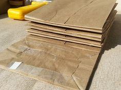 The Sew*er, The Caker, The CopyCat Maker: How To Build A Paper Bag Album