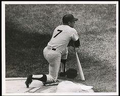 Yankees Fan, New York Yankees, Baseball Quotes, Baseball Stuff, Mickey Mantle, Star Trek Posters, The Mick, Evil Empire, Yankee Stadium