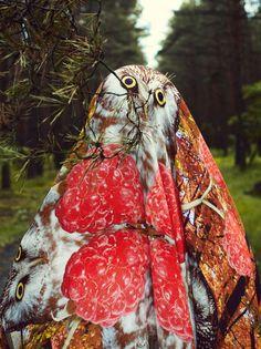 The Filip von Polen Autumn/Winter 2013 Collection Sparks Creativity #Fashion #Art trendhunter.com