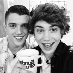George and JJ
