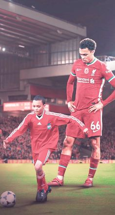 Liverpool Legends, Liverpool Players, Liverpool Football Club, Men's Football, Liverpool Fc Wallpaper, Liverpool Wallpapers, Arnold Wallpaper, Alexander Arnold, You'll Never Walk Alone