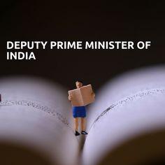 Deputy Prime Minister of India വല്ലഭായി പട്ടേൽ കാലാവധി :1947ഓഗസ്റ്റ് 15 to 1950ഡിസംബർ 15 രാഷ്ടീയ പാർട്ടി (സഖ്യം) :ഇന്ത്യൻ നാഷണൽ കോൺഗ്രസ് പ്രധാനമന്ത്രി