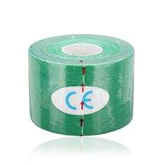 ELOS-1 Roll Muscles Care Fitness Athletic Health Tape 5M * 5CM - Green #Affiliate