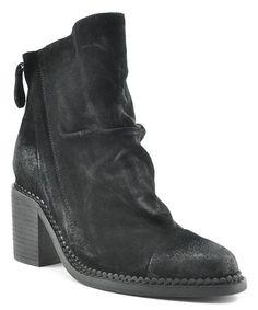 Look what I found on #zulily! Black Millie Suede Boot #zulilyfinds