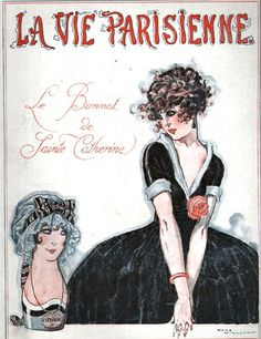 1000 images about nancy knows on pinterest art deco magazine covers and - La parisienne journal ...