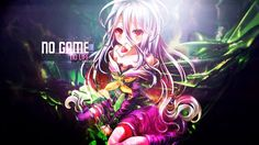Shiro No Game No Life Wallpaper Redeye27 1920×1080