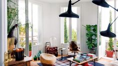Un appartement pittoresque dans le vieux Madrid