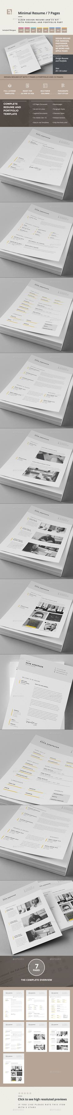 Resume Template Download%0A Hired  Swiss Style  Page Resume   CV Template  Resumes Stationery   Best  Printable Resume Templates   Pinterest   Swiss style  Resume cv and Cv  template