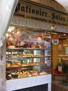 paris breakfasts: La Bonbonniere De Buci Paris