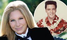 Barbra Streisand to duet with late Elvis Presley on new album Partners