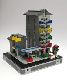 #lego, #microscale