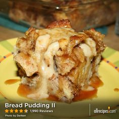 Bread Pudding II | There's a reason restaurants put this on their menu: it's easy and tastes great. And you can make it even better than your favorite bistro.