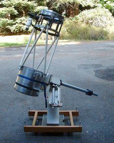 Notes from an Amateur Telescope Maker's Journal - Part 1