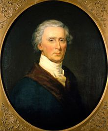 Charles Carroll of Carrollton. The only Catholic to sign the Declaration of Independence and one of the influences of the American Revolution.