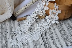 Hey, I found this really awesome Etsy listing at https://www.etsy.com/listing/236096079/1-pair-white-lace-appliquesembroidered