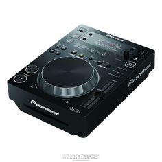 Pioneer - CDJ-350 Digital Multi-Player : Multimedia