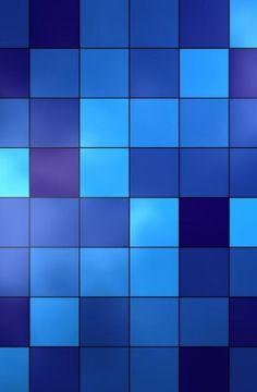 Mijn favoriete kleur Blauw.