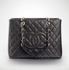 Chanel Black GST Bag