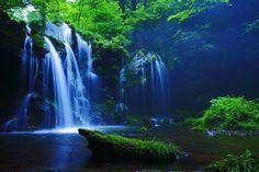 Unexplored waterfalls