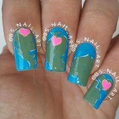 "Nail Updates — BS NAILART on Instagram: ""Esta es mi manicura para..."