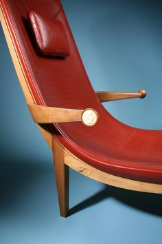 Easy Chair, Senna. Designed by Erik Gunnar Asplund, Sweden. Originally designed 1925 and exhibited at the Paris World Exhibition 1925.