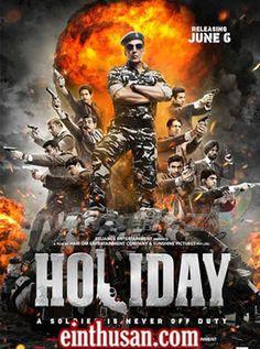 Holiday: A Soldier Is Never Off Duty (2014) Hindi Movie Online in Ultra HD - Einthusan Akshay Kumar, Sonakshi Sinha, Govinda and Sumeet Raghavan. Directed by A.R. Murugadoss. Music by Pritam 2014 [UA] BLURAY ULTRA HD ENGLISH SUBTITLE