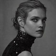 Natalia vodianova by Peter Lindbergh / Dior Magazine