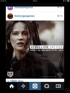OAHHHH!!! Ahh!! Can't wait for mocking jay part 1 to come out!! ❤️❤️