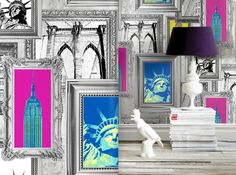 Manhattan, Statute of Liberty, Brooklyn Bridge, Empire State Building... Big Apple's atmosphere is in every part of this collection. Inspired by the great New York City, made with the finest materials. Loft, studio, house or a city apartment - a bit of urban romance for your home. See more at www.moonavoor.ee