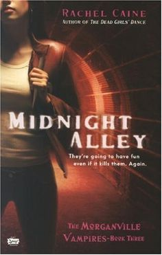 Morganville Vampires book #3 cover original book