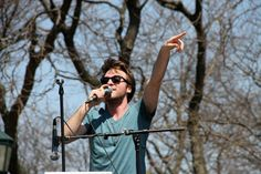 Thread Magazine Feature: Nyiko // Always Always. Nyiko performs at the University of Vermont's Springfest in 2010.