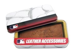 MLB Atlanta Braves Embossed Checkbook by Rico. $19.99. A team logo checkbook makes a perfect gift for that big fan in your life, or a nice treat for yourself. Quality construction will last.