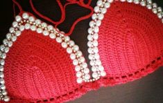 Crochet clothes for women dresses tank tops 19 top ideas Crochet Bikini Top, Crochet Blouse, Crochet Braids, Quick Crochet, Love Crochet, Irish Crochet, Crochet Bathing Suits, Crochet Tank Tops, Chenille