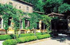 Badia a Coltibuono - one of our favorite spots for lunch in Tuscany