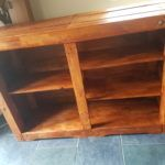 I made this Beautiful Pallet Bookcase using three pallets and 5 hours of time. I made this because a customer …