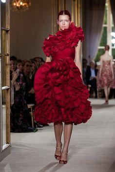 Photo courtesy of The Fashion Spot of Giambattista Valli