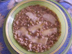 Zuppa del contadino. #ricetta di @ilpomodororosso