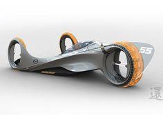 coche del futuro?