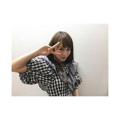 いいね!6,233件、コメント50件 ― 川栄李奈さん(@rina_kawaei.official)のInstagramアカウント: 「収録してきました! 衣装はHONEY MI HONEY」