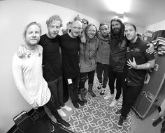 #Repost @shinedown: Humbled and honored to have the mighty @biffy_clyro out for these last 2 shows ... Truly a force in music and one of the best bands around .... We hope to see these men again soon .... #Shinedown   via Instagram http://ift.tt/2whr7KW  Shinedown Zach Myers