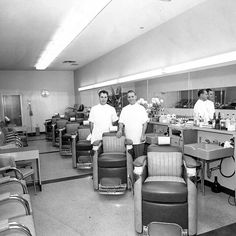 vintage barbershop, San Francisco, CA