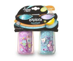 Tommee Tippee: Explora Truly Spill Proof Drink Cup