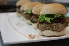 Lao Burgers. Yes, they exist.